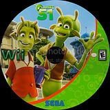 Planet 51 -- Wii